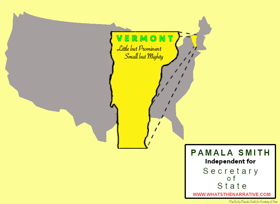 Vermont: Little but Prominent, Small but Mighty